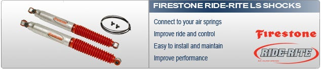 Firestone Air Shocks