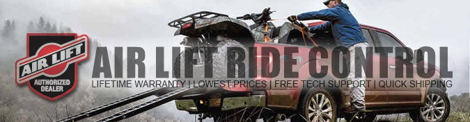 Air Lift Ride Control