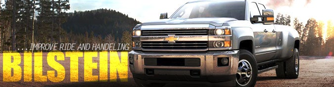 Bilstein HD Shocks For Trucks
