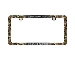 Ducks Unlimited License Plate Frame - DLF2501