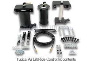 Air Lift Ride Control Kit - Front - AIL59512
