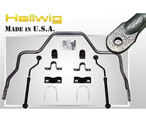 Hellwig Anti-Sway Bar - Rear 7482