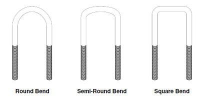 U-Bolts Bends