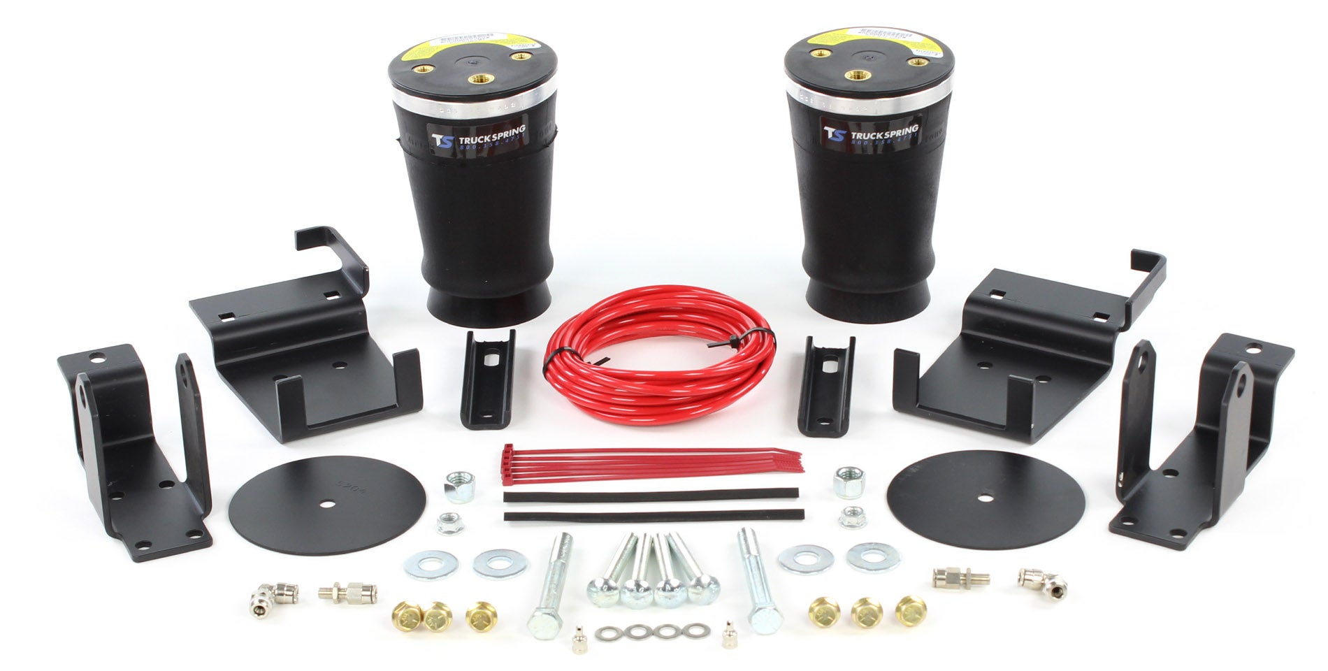 Air Bag Suspension Kits for Towing & Hauling