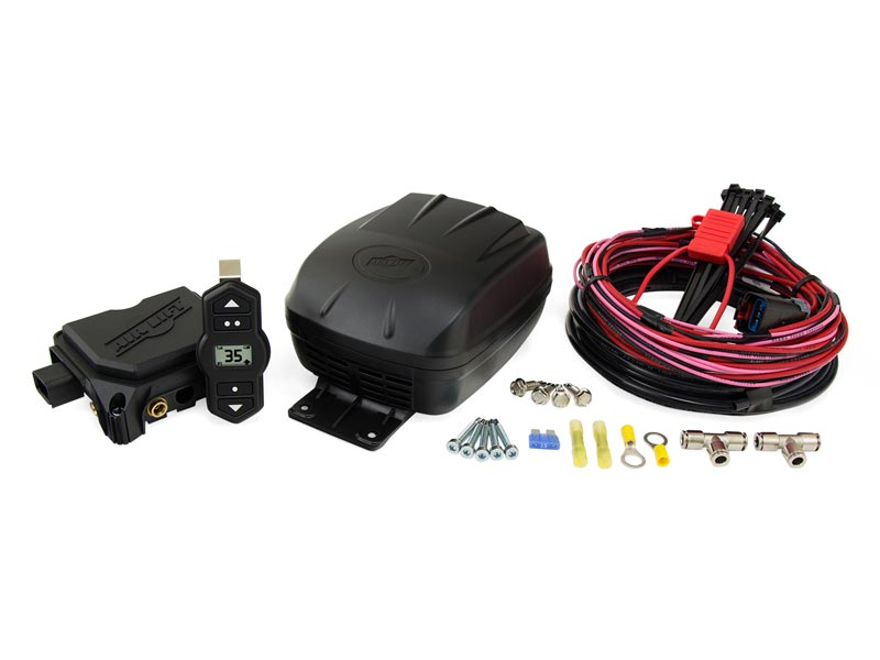 Air Lift WirelessONE Air Compressor Kit with Bluetooth