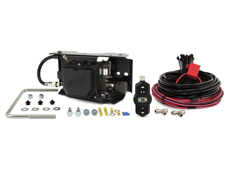 25980EZ Air Lift WirelessONE Compressor Kit With EZ Mount