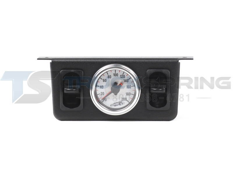Fork Lift Gauge : Air lift dual needle gauge suspension