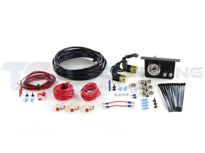Air Lift Load Controller I Air Compressor Kit | Dual Fill