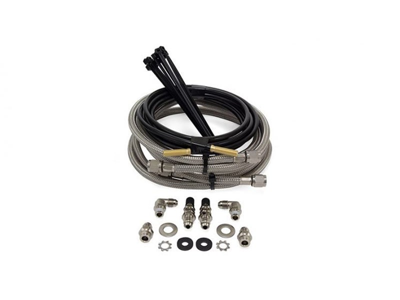 52300 air lift braided air line upgrade kit for 52300