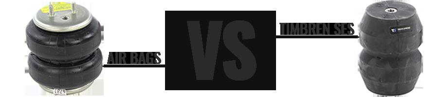 Timbren SES vs Air Bags