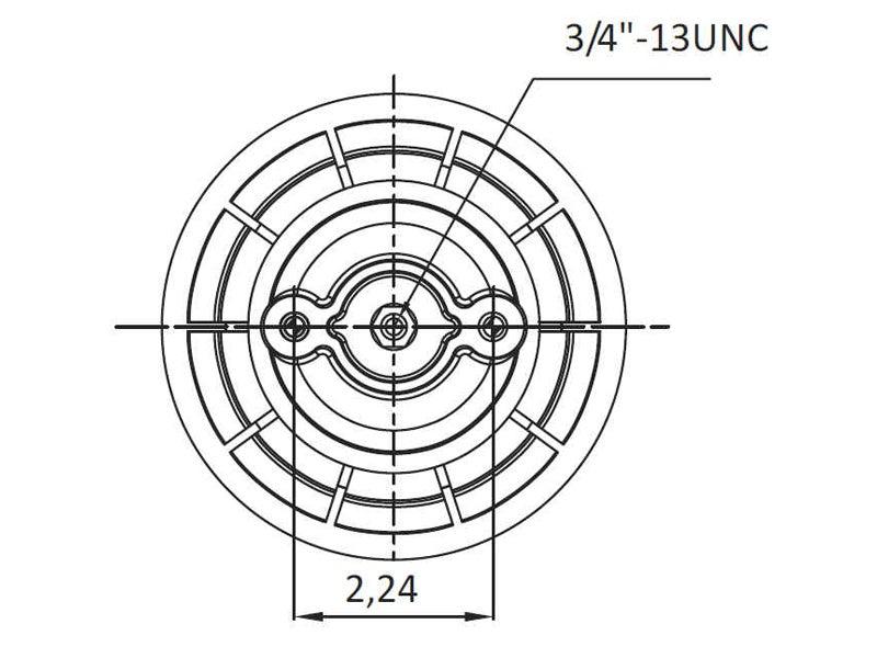 35423kpp Airtech Air Spring Replaces Firestone W01 358 5423 Air Bag