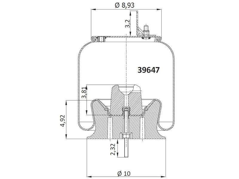 airtech air spring 39647kpp schematic diagram