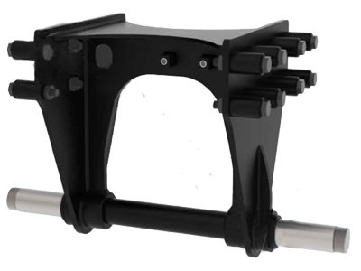 Truck Suspension Trunnion Bushings Shafts And Stands
