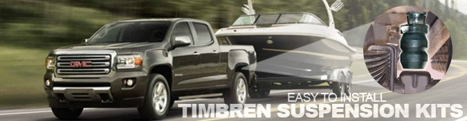 Timbren SES Bump Stops