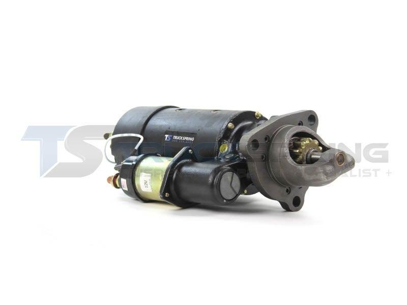 Mack Engine Rotation