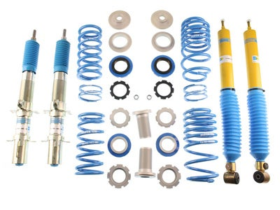 Bilstein B16 PSS9 Front and Rear Suspension Kit - Audi TT 2006-2000 - 48-080484