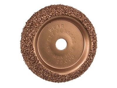 BlackJack Buffing Wheel - 2 1/2 Inch Diameter BU-094