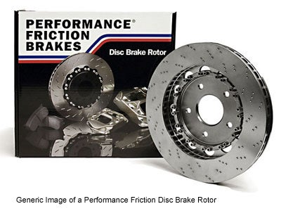 303.047.88 - Performance Friction Z Rated Brake Rotor