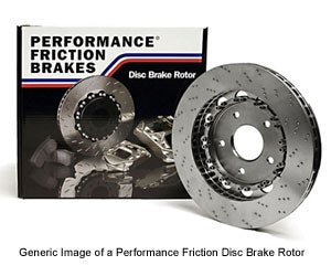 Performance Friction Z Rated Brake Rotor - 303.047.88