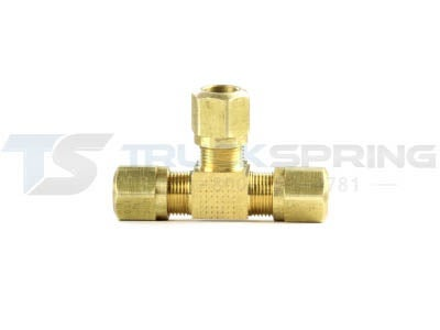 Air and Brake Line Tube Fittings for Truck Air Brake Systems