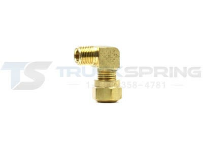 Nylon Air Tube to Male Pipe Elbow Adapter 469-42