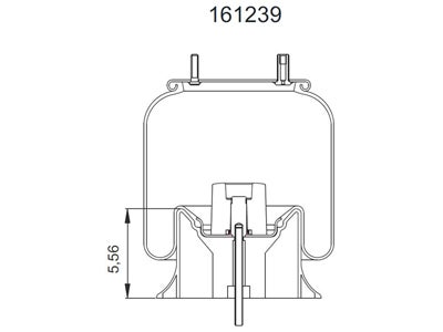 Firestone Reversible Sleeve Air Spring  W01 358 8984 as well Firestone Reversible Sleeve Air Spring  W01 358 9149 likewise 2000 Gmc Sonoma Vacuum Line Diagram likewise Cable Location 1999 Chevy Blazer 4x4 besides Firestone Reversible Sleeve Air Spring 70MM Style  FIR7076. on jeep driveline diagram