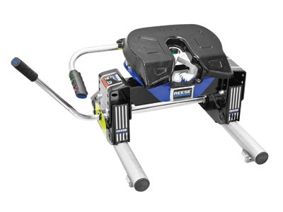 Reese Fifth Wheel Hitch - 16,000 lbs. with Round Slider RE30869