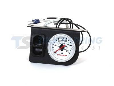 Firestone Air Compressor System - Single Gauge 2097
