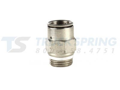 Firestone Male Connector Air Fitting for 1/2 inch tubing  3/8 NPT - FIR3285