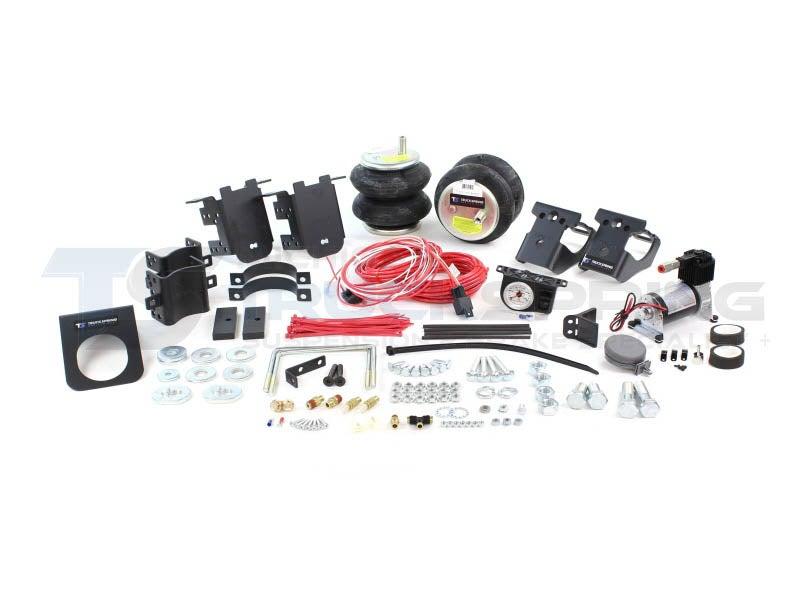 Firestone Ride-Rite Air Spring Kit | Analog Compressor