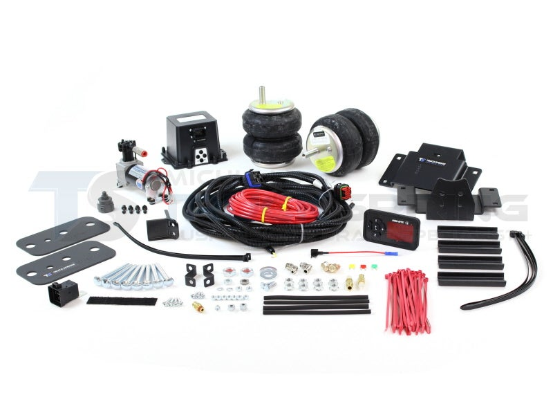 2810 firestone ride rite rear air bag kit with wireless