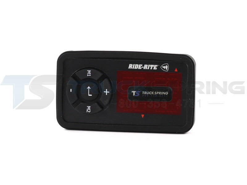 2802 Firestone Ride Rite Rear Air Bag Kit With Wireless