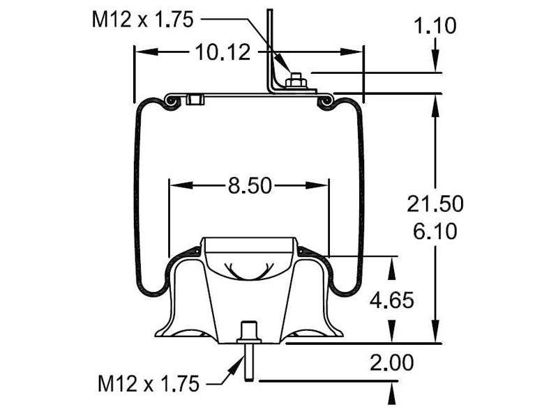 mack air bag diagram