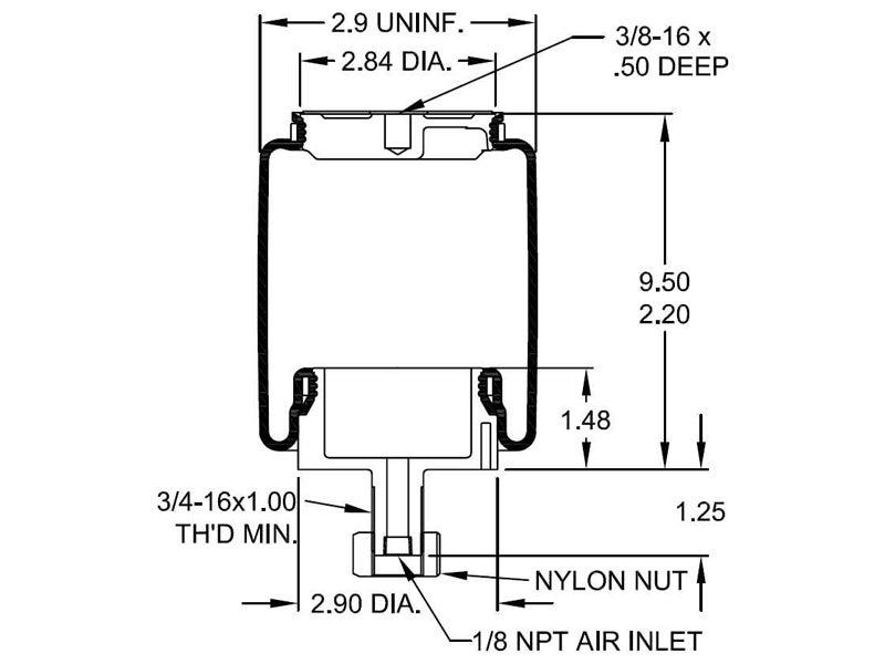 airbag suspension installation instructions
