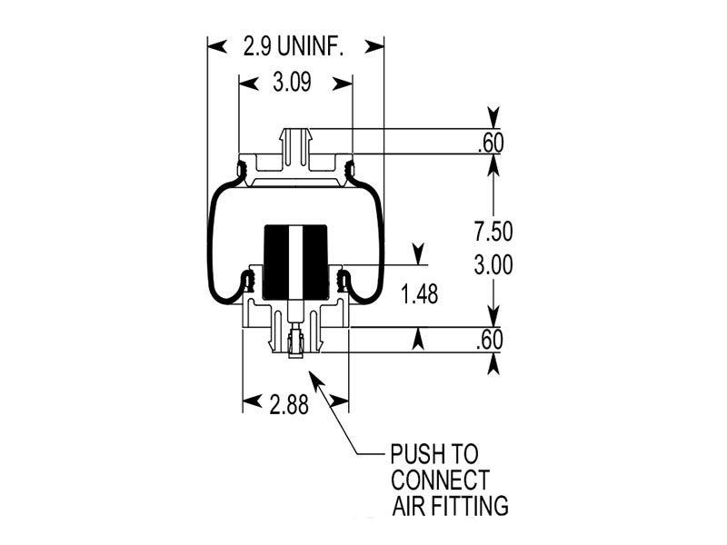 freightliner air ride suspension diagram sketch coloring page