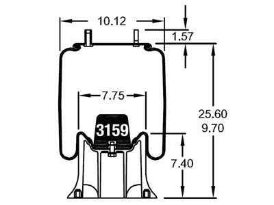 Med D on Neway Air Suspension Diagram