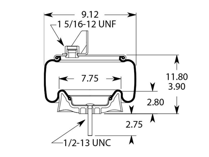 airbag schematic fabric diagram