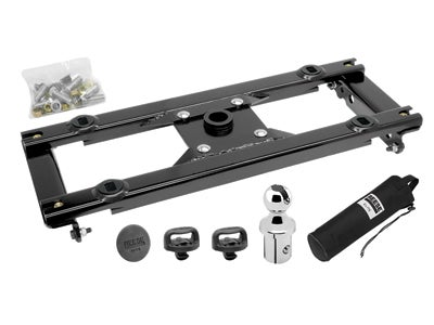 Elite Gooseneck Hitch with Rails - Ford 30138-26