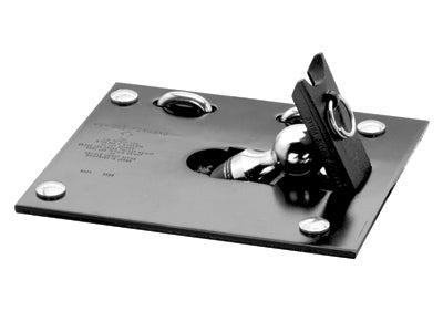 Draw-Tite Fold-Down Gooseneck Hitch - 25,000 lbs. 8339