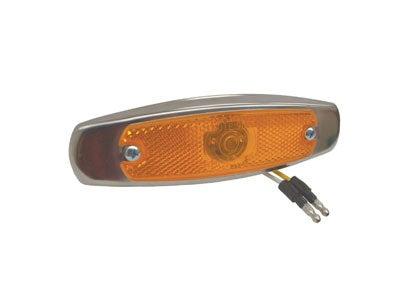 SuperNova Low-Profile LED Clearance-Marker Lamp - Amber 47253
