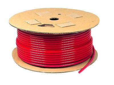 1/4 inch Air Line (Per foot) - Red 81-1014R