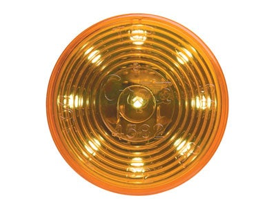 Hi Count 2 Inch 9-Diode LED Clearance-Marker Lamp - Amber G3003