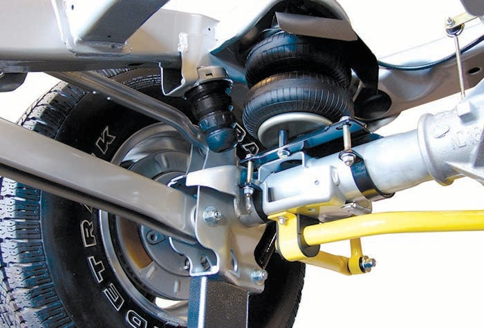 Hellwig Air Bags For Common Towing Problems