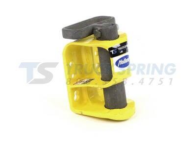 E-Hitch Coupler - Yellow 15 - 25 Ton DBP