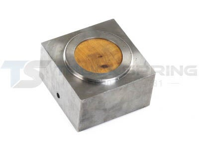 Holland 5 Inch Housing for 2 Inch Removable Series Kingpin KP-0438