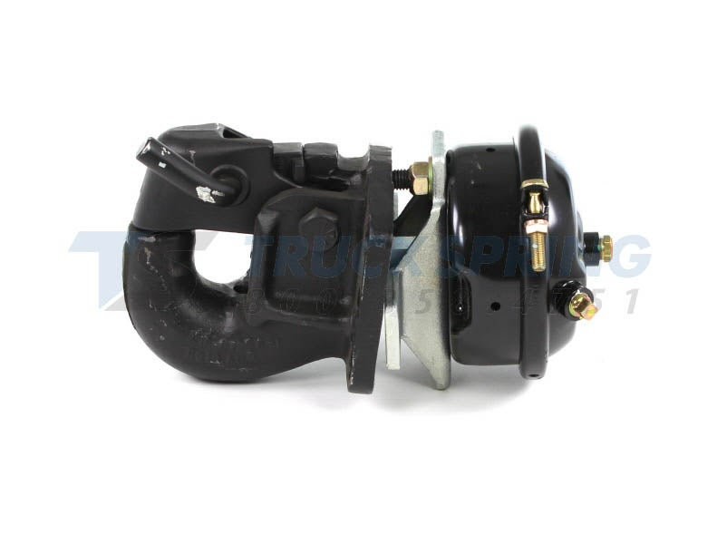 Holland 36 Ton Pintle Hook With Air Cushioned Rigid Mount
