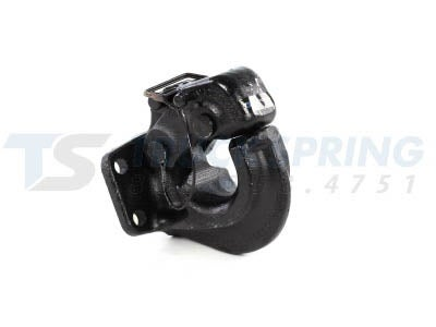 PH-30RP51 - Pintle Hook with spring shock absorption & tethered lock pin - 15 Ton GTW