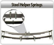 Steel Helper Springs