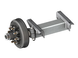 Flexiride Trailer Axles