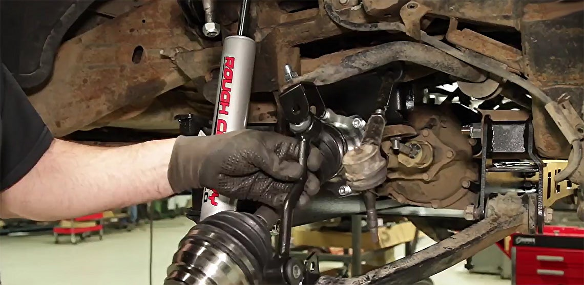 How To Install a Lift Kit
